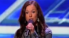 """The X Factor"" found a country cutie Wednesday (Sept. 18) with Brandie Love, who has a very nice twang and tone to her voice."