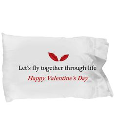 Love makes you fly, doesn´t it. Fly here to get this pillow case. http://www.gearbubble.com/letsfly