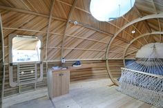 Furniture:Amazing Design Of Modern Stylish Exbury Egg With Wooden Accent With Nice Windows And Small Cabinets Water Egg Pod, the Capsule to ...