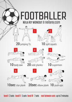 Footballer Workout   neilarey.com   #fitness #bodyweight