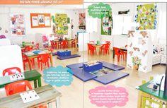 Küçükkaplanlar classroom-sınıf