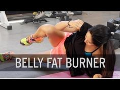Belly Fat Burner – Videos – The Running Bug