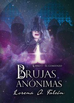 ¿Qué te parece la nueva #tapa del #libro de #Brujas Anónimas?