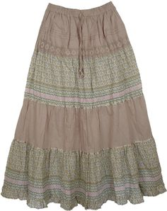 Pharlap Fancy Cotton Skirt