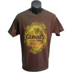 c5f079a8a Check out the deal on Guinness Brown - Distressed at Celtic Clothing  Company Beer Song
