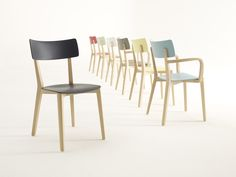 Brunner Due Cafe Chair