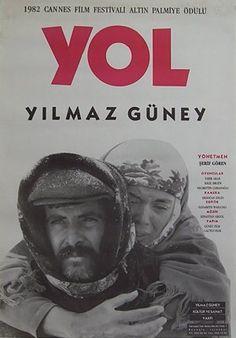 """""""Yol"""", drama film by Yılmaz Güney and Şerif Gören (Turkey, 1982)"""