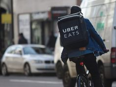 Uber ambitiously eyes 2021 for food-delivery drones launch - Delivery Food - Ideas of Delivery Food - FOX News Uber ambitiously eyes 2021 for food-delivery drones launch: Uber Technologies Inc. envisions taking to the skies View Fox News App, News 6, Tech News, People News, I Hate People, Uber Delivery, Delivery Food, Whatsapp Tricks, Delivery Companies