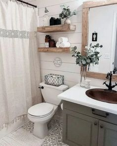 If you are looking for Small Bathroom Makeover Ideas, You come to the right place. Below are the Small Bathroom Makeover Ideas. This post about Small Bathroo. Bathroom Renos, Bathroom Interior, Bathroom Vanities, Bathroom Cabinets, Condo Bathroom, Master Bathroom, Bathroom Inspo, Budget Bathroom, Bathroom Fixtures