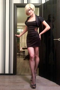 Your inner woman: beautiful crossdressers: Gorgeous girl Hot Outfits, Tgirls, Crossdressers, Looking For Women, Beautiful, Gorgeous Girl, Bodycon Dress, Clothes For Women, Lady