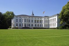 Palais Schaumburg, ehem. Sitz des Bundeskanzlers in Bonn