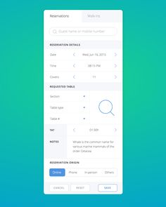 png by Ante Matijaca : Can be used to create a search filter bar on the right hand side of results page, will allow for modification of filters as well. Design Web, Form Design, App Ui Design, User Interface Design, Design Layouts, Ui Patterns, Ui Web, Responsive Web, Application Design