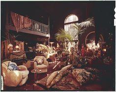 Barbara Hulaniki's home in the 70's