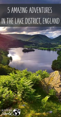 From going on a death walk over a valley to some of the best hiking in the UK here are some amazing adventures youve just got to have in the Lake District England. Uk Destinations, Adventure Activities, English Countryside, Cumbria, Amazing Adventures, British Isles, That Way, Adventure Travel, Travel Inspiration