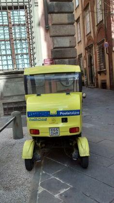 Carro dos Correios/ Luca - IT 01/2016