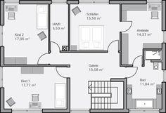 eg treppe zentral grundrisse pinterest haus haus bauen und amerikanische h user. Black Bedroom Furniture Sets. Home Design Ideas