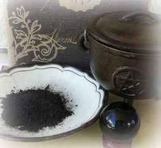 Witches Black Salt, Ritual Salt, Protection Salt, Witchcraft Supplies, Spiritual Protection, Black Salt, Wicca, Witchcraft by TheWitchesCurio on Etsy