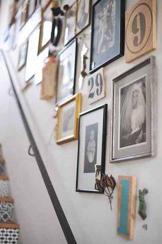decorating walls #frames