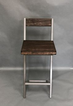 242526 Counter height Bar stool X-style