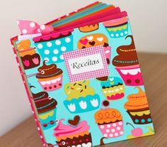 Carinho em Forma de Cadernos ~ PANELATERAPIA - Blog de Culinária, Gastronomia e Receitas