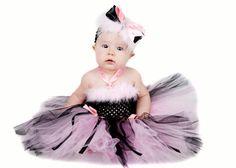 Holiday Bows and Bling Baby Crochet Tutu Dress