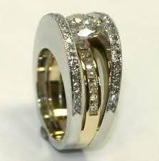 tension set diamond rings - Google Search