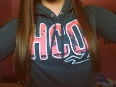 Love this hoodie, #HCO