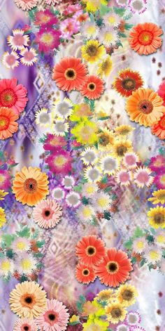 Fashion print flower pattern fabric, is very fashionable from colorfultextile