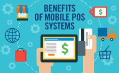 5 reasons your small business should upgrade to Mobile POS systems.