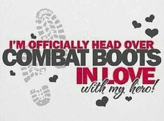 I dream of my Marine! This deployment thing makes me long for him, makes me stronger.