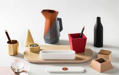 9 Desk Organizers to Declutter Your Workspace - Core77
