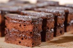 Csokoládékirályné szelet, igazi főzött házi csokoládékrémmel! - Ketkes.com