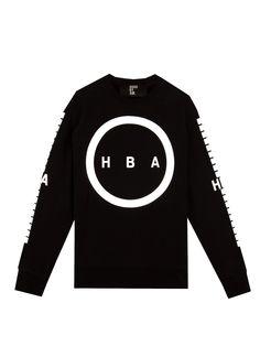 Hood By Air. HBA