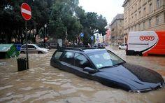 Samp e Genoa in prima fila per l'alluvione, parola di Ferrero #sampdoria #genoa #alluvionegenova