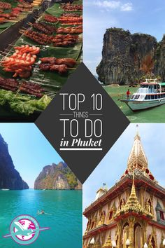 Phuket is a hot place to visit especially for first-timers traveling to Thailand. Check out these top 10 Things to do in Phuket