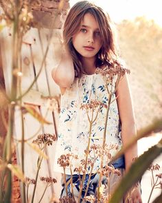 Massimo Dutti | Boys & Girls Collection. Spring Summer 2015 Campaign shot by Franck Malthiery