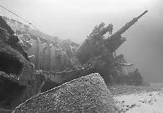 WW2 U-Boat U-2511, wrecked off the coast of N. Ireland