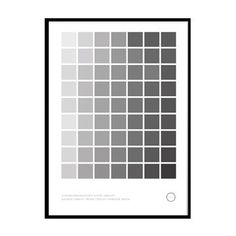 The Color Palette poster by Kreativitum is designed to be the color of splash that is usually lacking in the home. Kreativitum consists of Linn Johansson and Karolina Gullberg who this time has got their inspiration from a classic color chart. Under the palette, there are well-selected words that associate with the different colors. Stylistically pure but yet with a fun touch! Choose from different colors or pick the grey one if you´re the kind of person who like discreet interior.