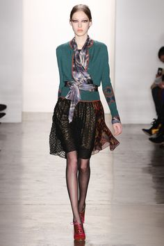 Such a good look by Sophie Theallet for A/W 2012-13