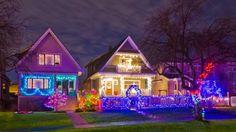 15 Mesmerizing Outdoor Christmas Lighting Ideas