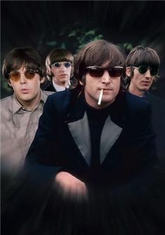 ♡♥The Beatles in 1966 - click on pic to see a larger pic in a better looking black background♥♡