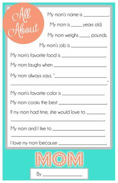 Cupcake Diaries: In Case You Missed Them...Two FREE Mothers Day Printables