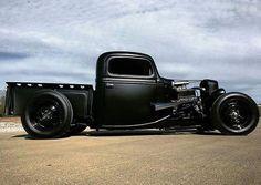 Rat Rod Trucks, Rat Rod Pickup, Cool Trucks, Chevy Trucks, Cool Cars, Dually Trucks, Pickup Trucks, Truck Drivers, Big Trucks