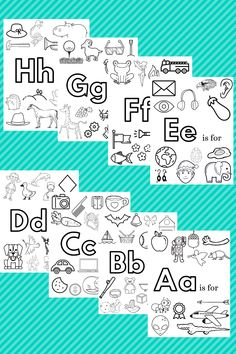 Free, Printable Alphabet Coloring Pages- Hey Kelly Marie