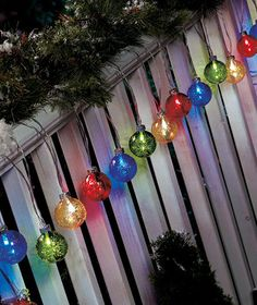 20 pc solar holiday lights outdoor christmaschristmas lightsholiday ornamentsholiday - Solar Light Christmas Decorations