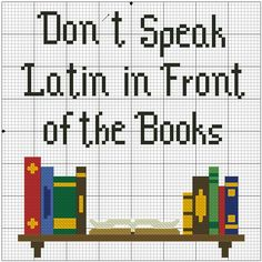 I like the fact that cross stitch is not just for old ladies. Now I have so many patterns to try.Quote from Buffy the Vampire Slayer
