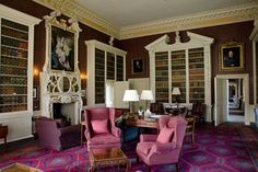 Hartwell House is one of the Stately Homes of England, just one hour from central London and Heathrow and Luton Airports, and two miles west of Aylesbury.