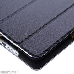 Ultra Slim Smart Magnetic Leather CaseBack Case Cover For Apple iPad Mini 1/2/3