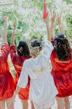 Surpreende as tuas Damas de Honor com um pedido original. Estas inspirações vão ajudar-te!  #wedding #damadehonor #pedido #ideias #inspiração #surpresa #diaespecial #amizade #darkbox #casamentospt