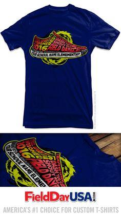 fe5a79e51 8 Best School Mascot T-shirt Designs images | Mascot design, Field ...